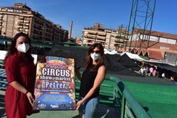 Un mercado con temática circense llegará a Petrer el fin de semana del 25 y 26 de septiembre