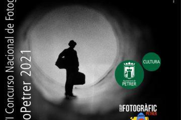 """Convocado el XXVI Concurso Nacional de Fotografía """"FotoPetrer"""" 2021 que organiza el Ayuntamiento y el Grup Fotogràfic"""