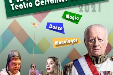 El Teatro Cervantes levanta el telón de la nueva temporada con un lleno absoluto para el espectáculo de Martita de Graná