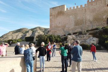 Els primers creueristes arriben a Petrer després de la pandèmia