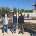 Petrer invierte 328.913 € en ampliar los nichos y columbarios del Cementerio Municipal, así como mejoras en pavimentación y accesibilidad