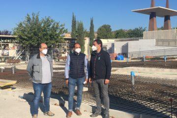 Petrer invertix 328.913 € a ampliar els nínxols i columbaris del cementeri municipal, així com millores en pavimentació i accessibilitat
