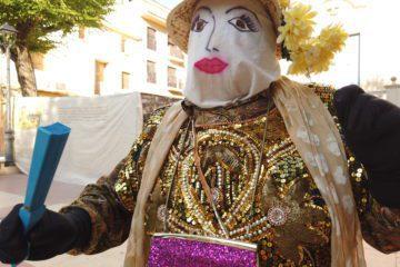 Petrer celebra una trobada de poblacions entorn de la tradició de les Carasses, tapats i mucarasses