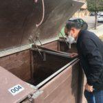Éxito de la experiencia piloto de compostaje comunitario en la EcoIsla Hispanoamérica