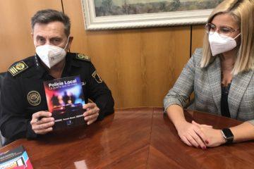 L'Intendent de la Policia Local Fermín Bonet escriu un llibre amb els seus 30 anys d'experiència